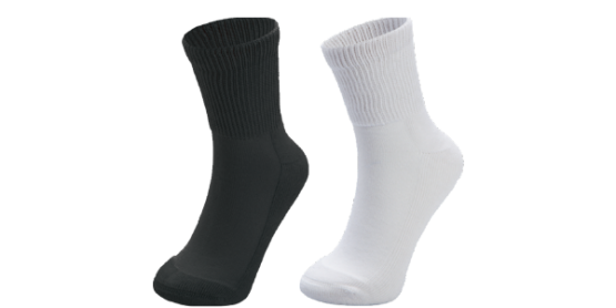 dw cotton socks, 3 pairs