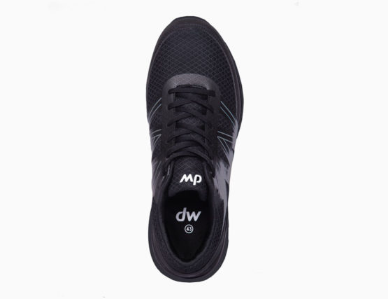 90ee2aad69 Diabetic-orthopedic shoes DW active - Refreshing Black | Diawin