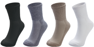 Chitosan-Socks